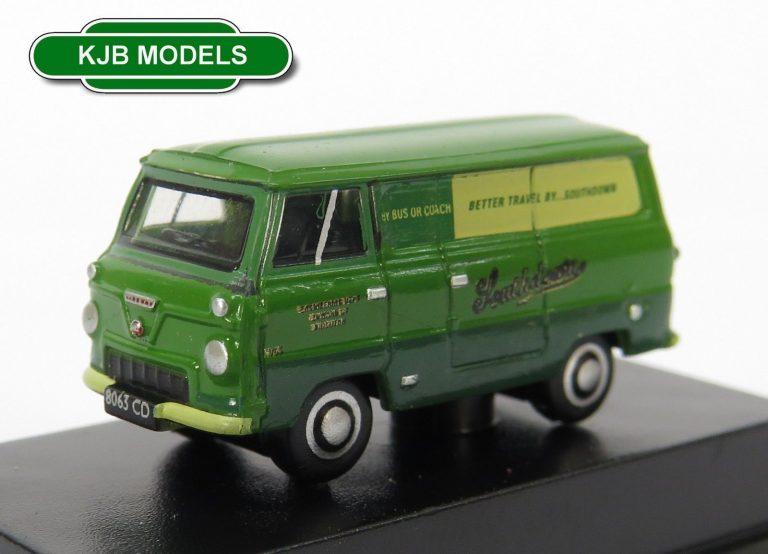 Oxford Diecast NFT016 Ford Transit MK 5 AA N Gauge