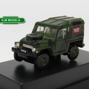 Oxford Diecast N Gauge Military Vehicles