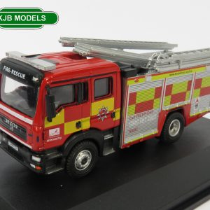 Oxford Diecast N Gauge Emergency Services