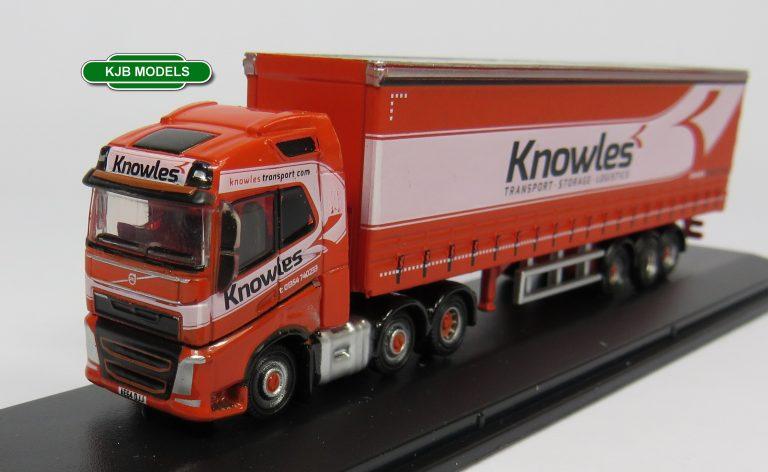 Oxford Diecast N Gauge Lorries