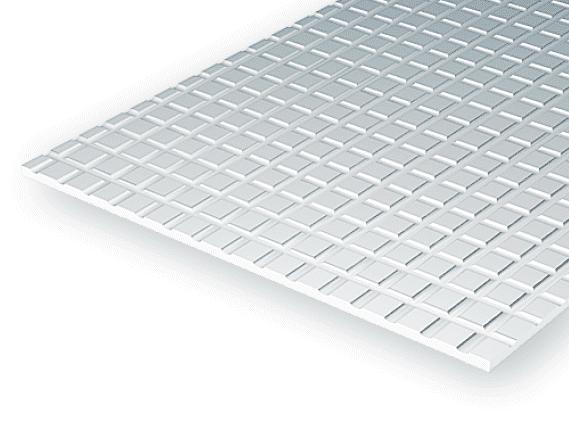 Evergreen Square Tile Sheets (Sidewalk)