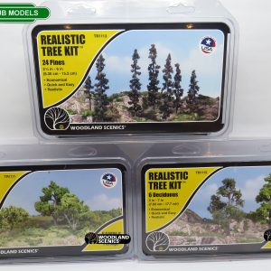 Woodland Scenics Tree Kits