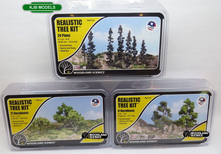 Woodland Scenics Tree Kits