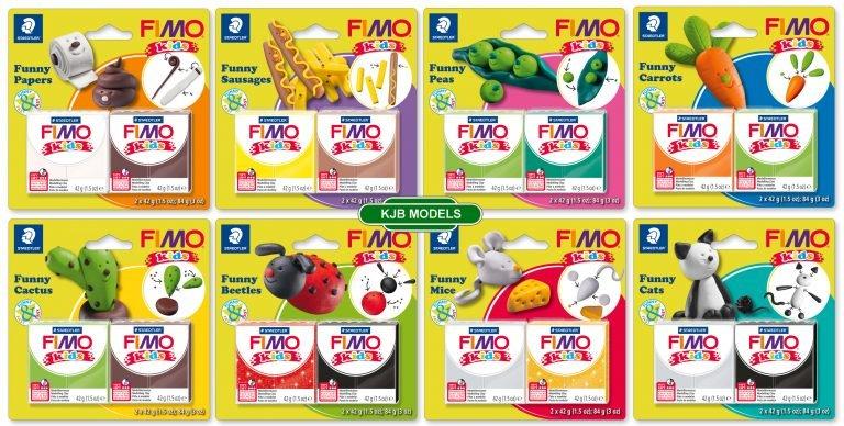 Fimo Funny Kids Kits