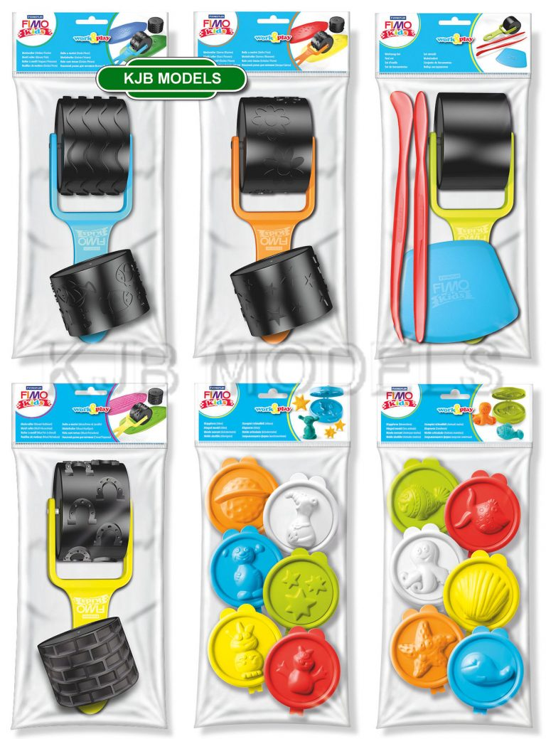 FIMO Kids Tools & Moulds
