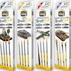 Ammo Brushes