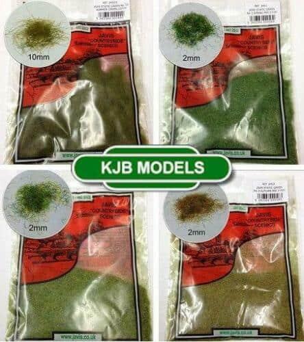 Javis Static Grass
