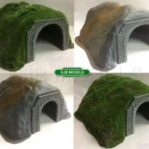 Javis Tunnels & Tunnel Portals N / OO