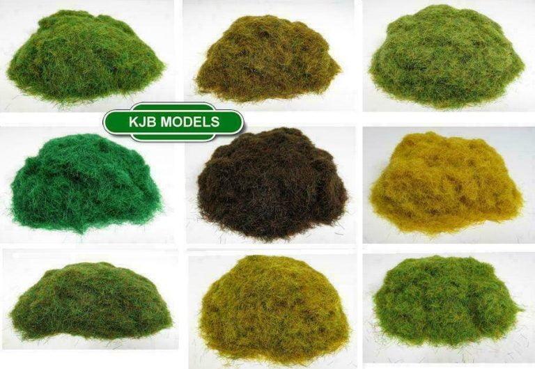 KJB Models Static Grass