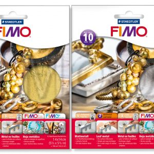 FIMO Leaf Metal & Accessories