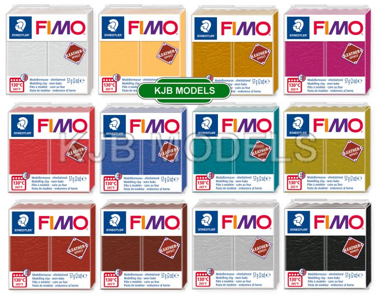 Fimo Leather Effects 57g