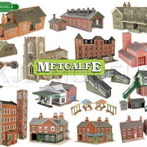 Metcalfe N Gauge Cardboard Kits