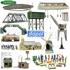 Dapol OO / HO Plastic Kits
