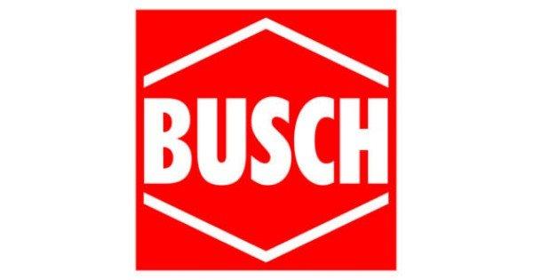 Busch HO/ OO Building Card