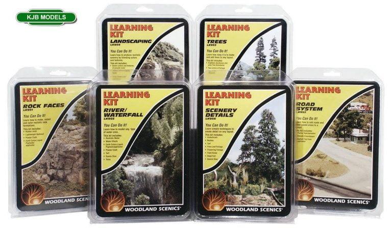 Woodland Scenics Learning Kits